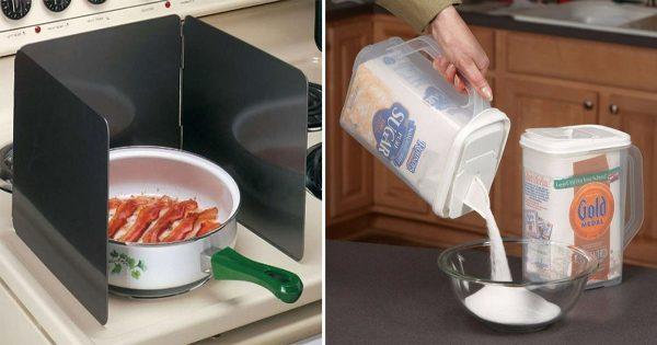 Accesorios para la cocina: el sueño de toda ama de casa.