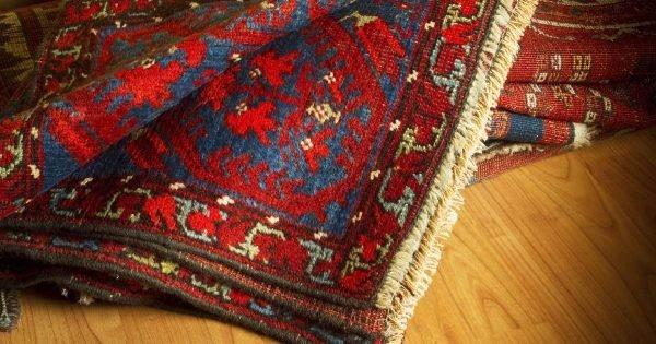 Varios usos para una alfombra vieja