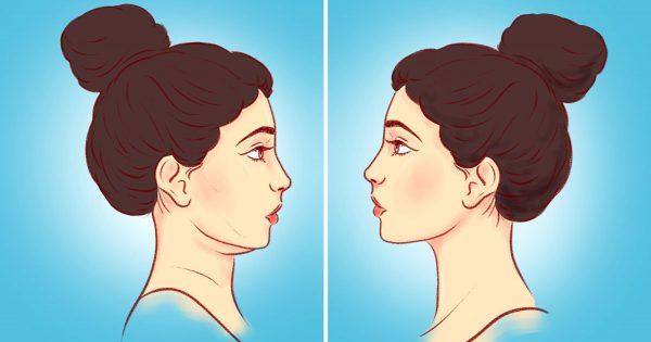 Lo que hacen las bailarinas todos los días para mantener la línea cincelada de su rostro.