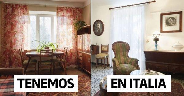 Características de los apartamentos italianos