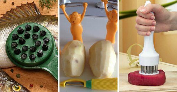 ¡15 fantásticos gadgets para la cocina que necesita tener cada anfitriona!