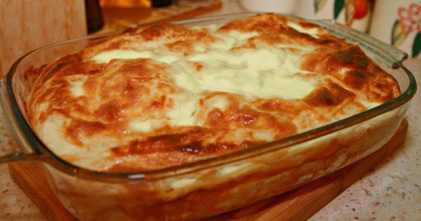 La banitsa perezosa «a lo búlgaro»: ¡Se prepara en un santiamén, y sale muy sabrosa!