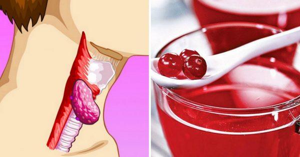 Cómo curar la tiroides. ¡Esta bebida ayuda a prevenir cáncer y muchas otras enfermedades!