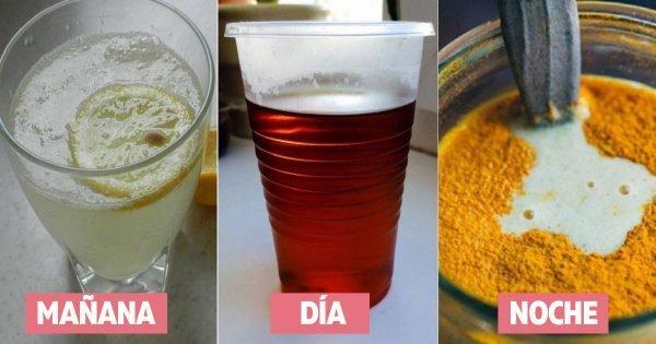 Bebidas para regular los niveles hormonales