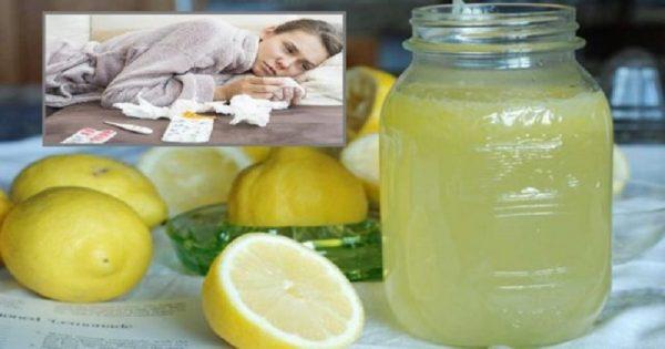 ¡Olvídate de pastillas! Toma agua de limón, si tienes alguno de estos problemas de salud.