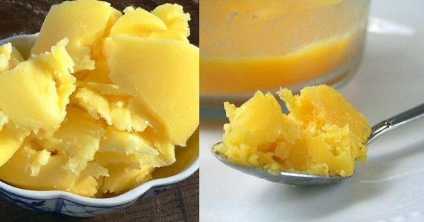 Los beneficios de la mantequilla clarificada. ¡Úsala, no te arrepentirás!