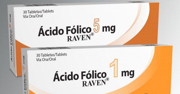 Retraso mental, cáncer, canas prematuras, anemia… ¡No bromees con el ácido fólico!