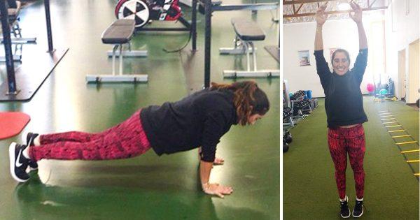Este ejercicio usan en sus entrenamientos los integrantes de tu equipo de fútbol favorito. ¡Anímate a probarlo!