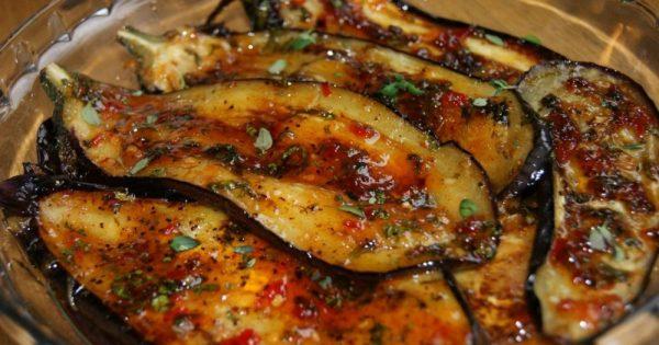 Las picantes berenjenas «a lo italiano». ¡Una opción perfecta para la cena!