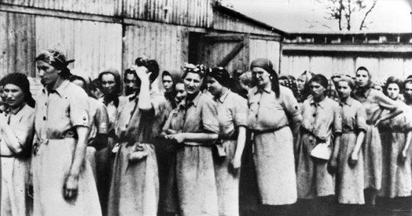 Burdel de «Auschwitz». A esto eran obligados los prisioneros y prisioneras…
