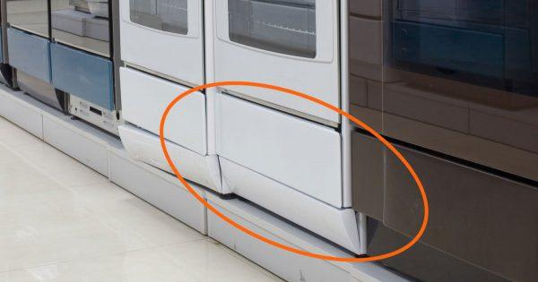 ¿Para qué sirve realmente el cajón inferior de la estufa?