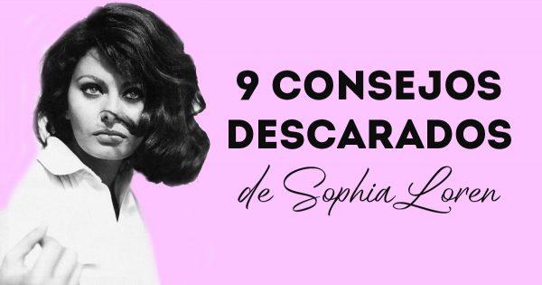 9 citas de Sophia Loren que debes conocer