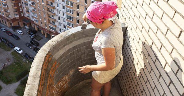 ¿Qué beneficios tiene trasladar la cocina al balcón?