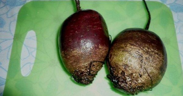 La remolacha común limpia el hígado, como una aspiradora. Lo recomiendan los dietistas…