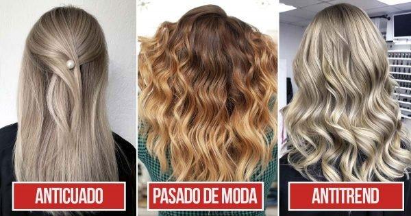 Tres tipos de coloración popular del cabello, y cómo salvarlo del deterioro.