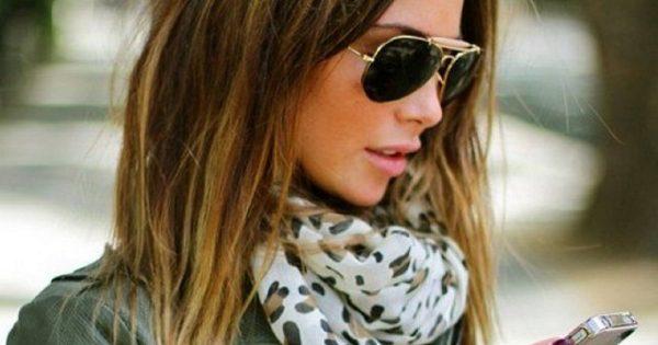 Excelentes ideas de moda para tu guardarropa: ¡9 maneras hermosas de llevar un pañuelo!