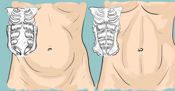 Esto es lo que te ayudará a deshacerte de la grasa abdominal: ¡el modo más sencillo de perder peso!