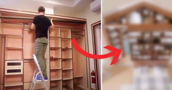 20 ideas para darles un buen uso a las esquinas del apartamento…
