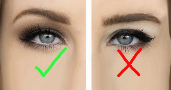 5 reglas de maquillaje para los ojos con párpados grandes: ¡Dale sensación a tu mirada!