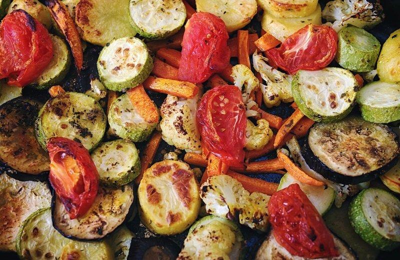 c mo cocinar las verduras al horno