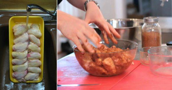 La receta de hoy: Cómo cocinar sabroso el pollo.