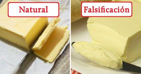 ¡Aprende a comprobar la autenticidad de la mantequilla!