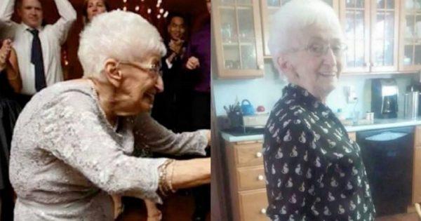 Hasta hace un par de años, esta ancianita lucía una enorme joroba, pero… ¡Mira cómo es ahora!