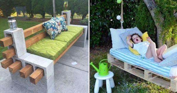 Esto es lo que necesito para el jardín de mis sueños: ¡11 ideas más originales!