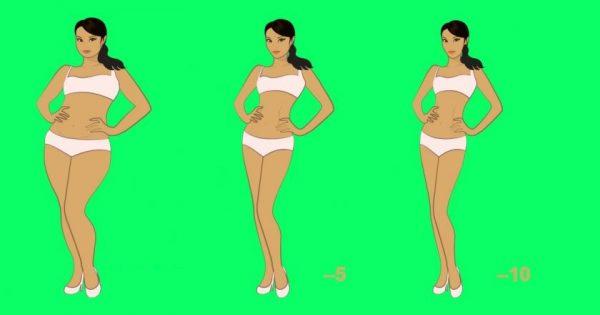 La Dieta 10x10: Pierde 10 kg en 10 días…