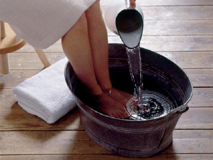 C mo desintoxicar el organismo con los ba os de pies - Bano de pies ...