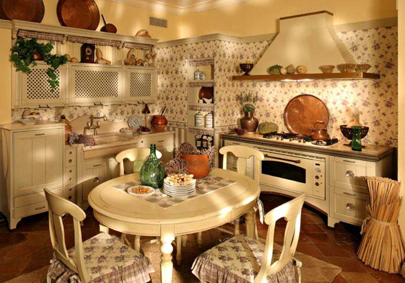 Cómo diseñar una cocina al estilo italiano