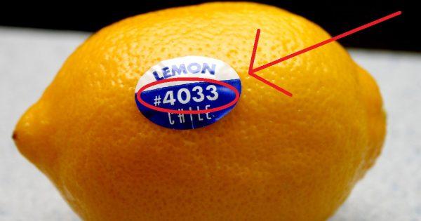 ¿Sabes qué significan las etiquetas sobre la fruta? ¡Una información útil para consumidores!
