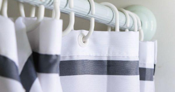 Mi cortina del baño siempre se llenaba de moho… ¡Un verdadero dolor de cabeza! Pero ya no más…