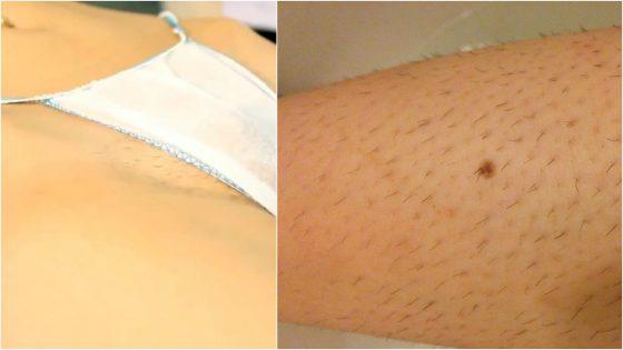 No eres una espina, tala ese bosquecito que crece sobre tu piel… ¡Este truco la dejará muy suave!
