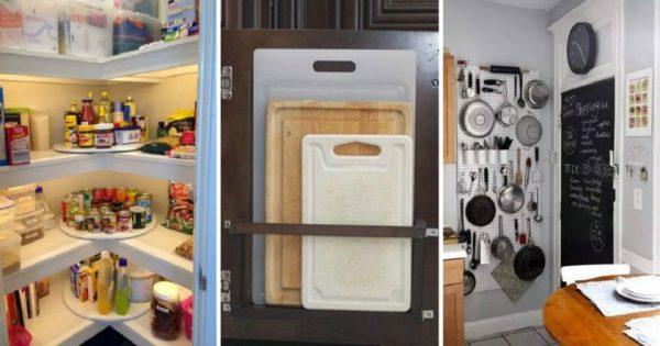 Cómo hacer de la cocina un lugar más cómodo: 7 trucos ideales, que no deberías pasar por alto…