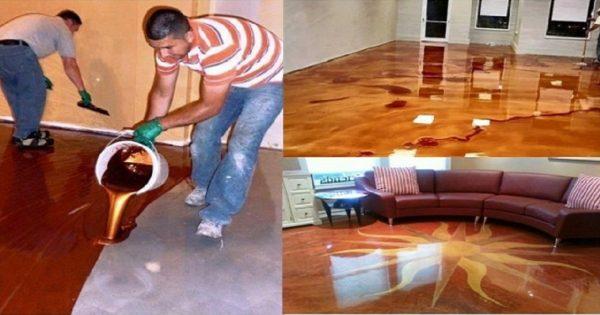 Cuando los chicos vertieron pintura en el suelo, la dueña quedó en shock. ¡Pero no se arrepentió!