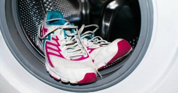 Cómo lavar zapatos en una lavadora