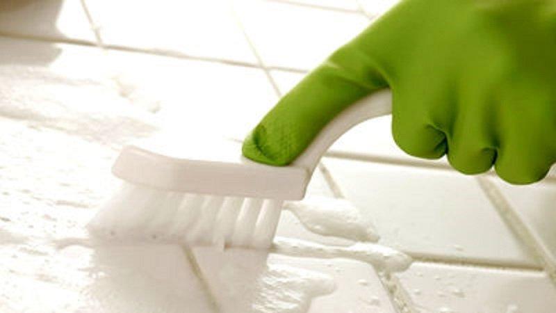Como limpiar azulejos del bao stunning baos sin azulejos for Como limpiar las baldosas del bano