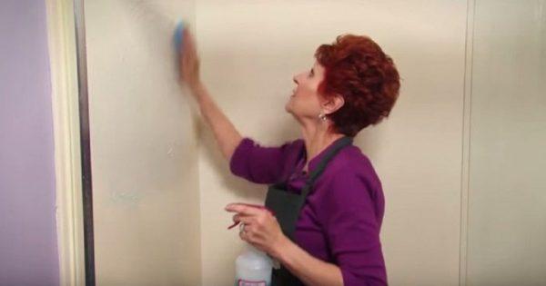 El secreto de la abuela: ¡A partir de ahora, limpiaré mi cuarto de ducha solo de esta manera!