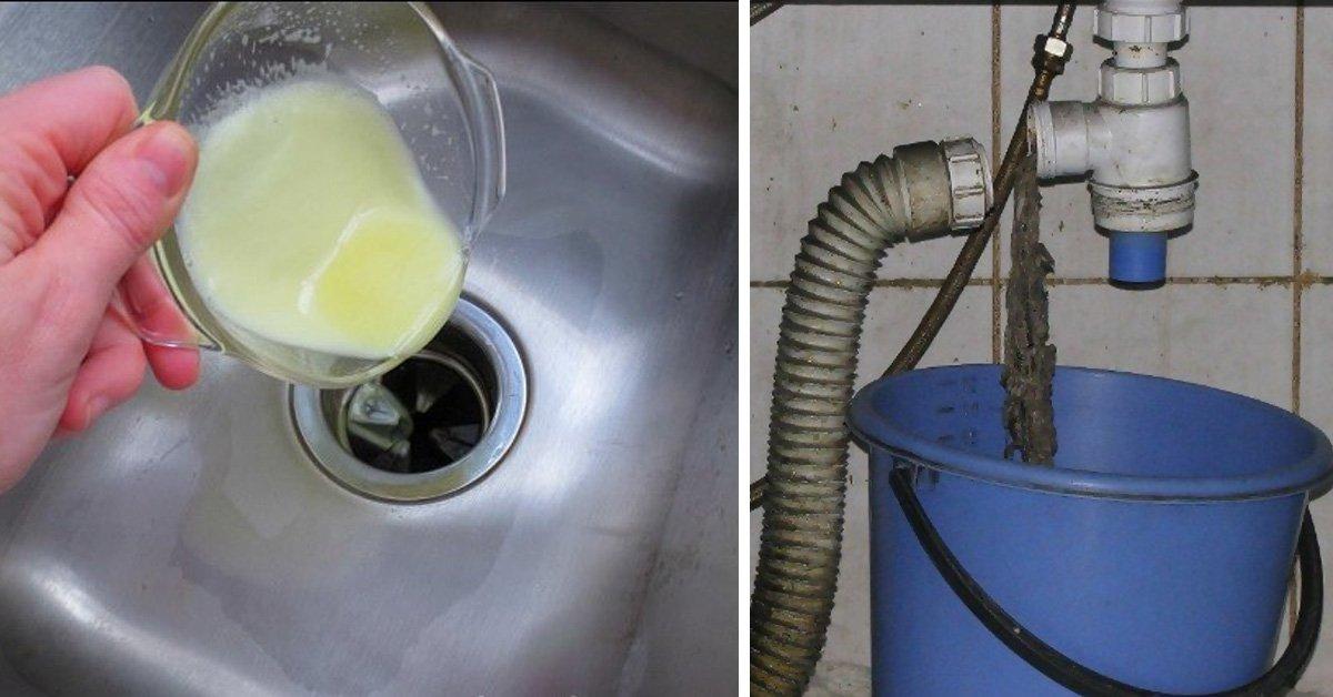 C mo limpiar el desag e del fregadero for Como eliminar cucarachas del desague