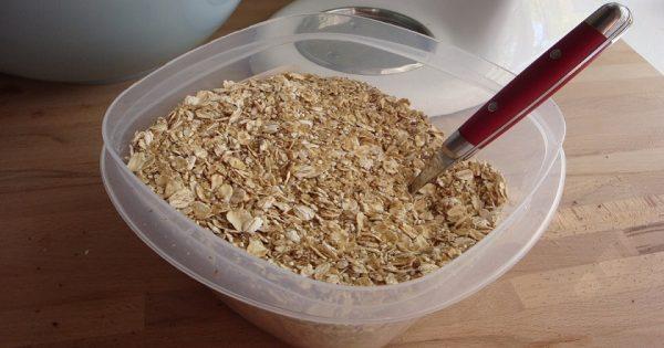 ¡La avena es un excelente exfoliante intestinal! Razón de más para comerla en tu próximo desayuno…