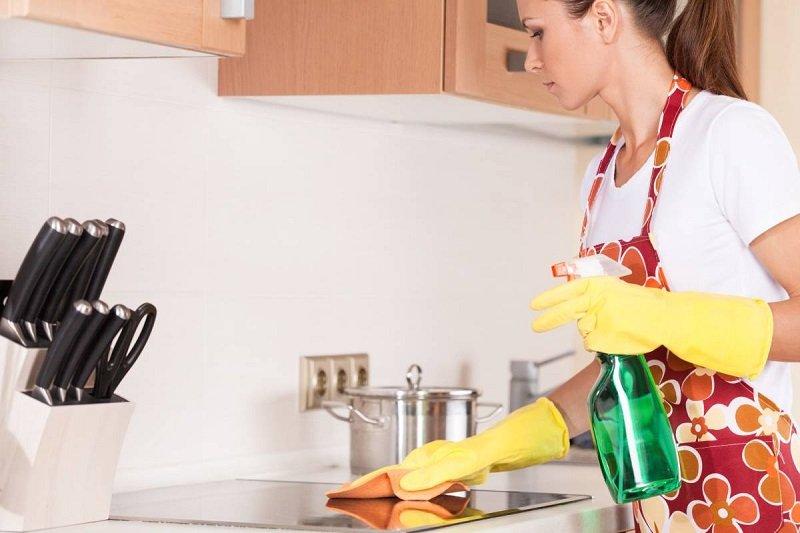 C mo limpiar la cocina - Como limpiar baldosas cocina ...