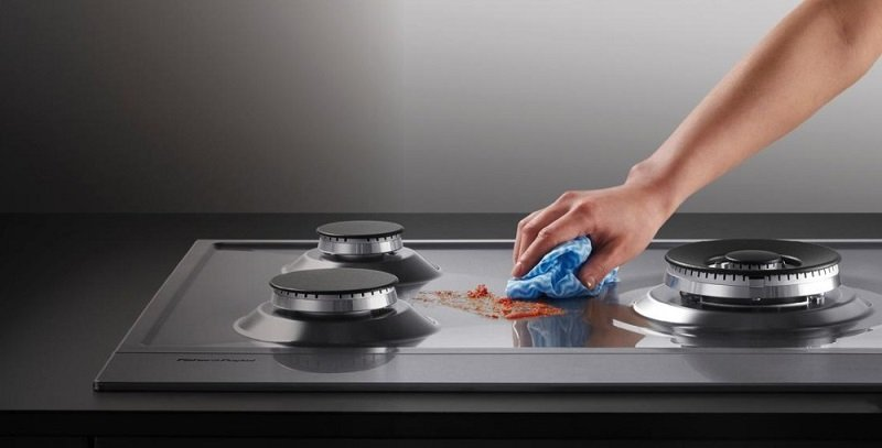 C mo limpiar las superficies de la estufa - Como lavar toallas ...