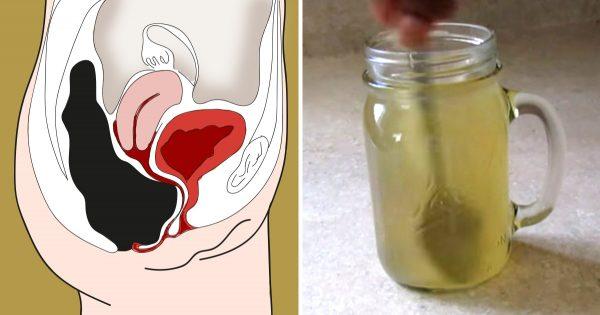 Esta bebida casera limpiará a fondo tus intestinos de toxinas. ¡Pruébala, te sentirás como nuevo!