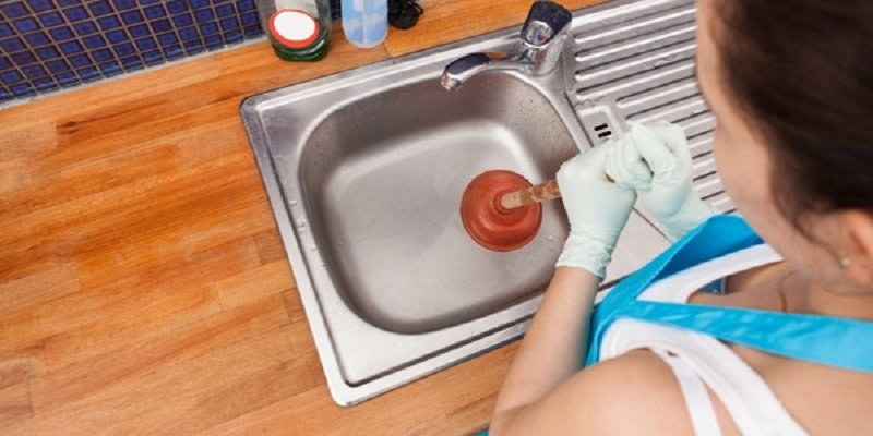 C mo limpiar tuber as - Olor tuberias bano ...