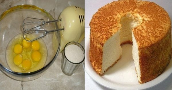 ¡Así es cómo se prepara un verdadero bizcocho! Por fin he encontrado una receta exquisita…