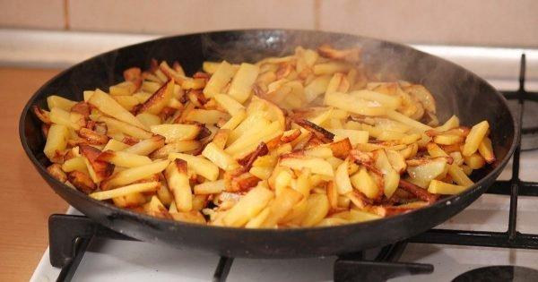 Truco ideal para preparar deliciosas papas fritas.
