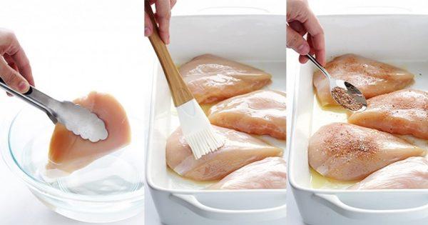 Secretos de la cocina: Cómo preparar un delicioso filete de pollo.