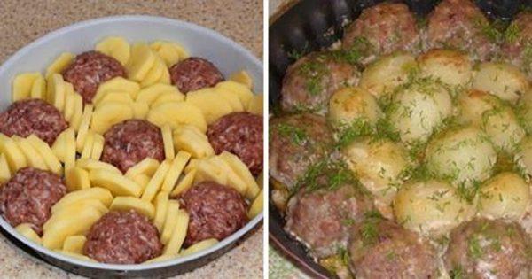 Un plato para toda la familia, con solo 200 gramos de relleno. ¡No es una receta, es un rescate!