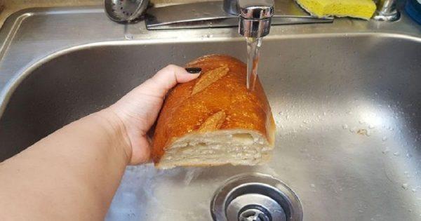 Truco de la abuela: ¿Cómo refrescar el pan duro?